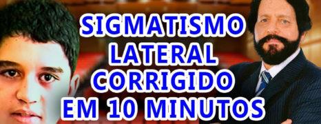 Língua presa, Cura do Sigmatismo Lateral do Paciente Pablo.