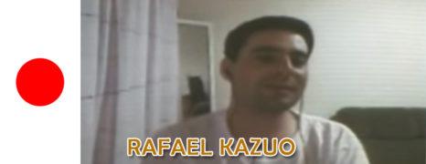 JAPÃO Curso de Oratória Online Para Rafael Kazuo