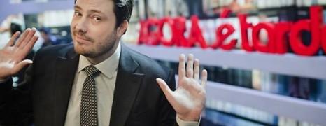 O Revolucionário Fonoaudiólogo Simon Wajntraub Curando a Voz Fina de Danilo Gentili Ao Vivo