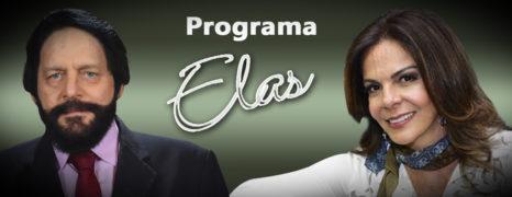 Entrevista do Prof. Simon no Programa Elas com Sula Miranda pela Rede TV