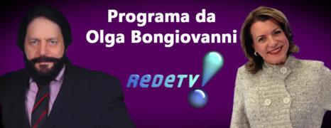 O Polêmico Fonoaudiólogo Simon Wajntraub é entrevistado no  Programa da Olga Bongiovani