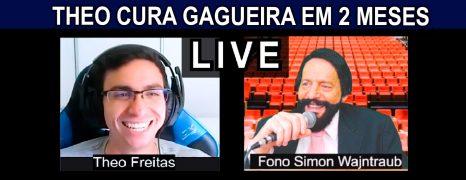 CURA DA GAGUEIRA E TIMIDEZ DO PACIENTE THEO EM APENAS 2 MESES