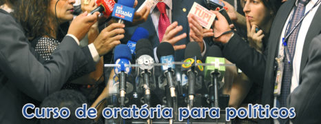 Curso de Oratória Para Políticos Com Media Treining do Método Simon Wajntraub